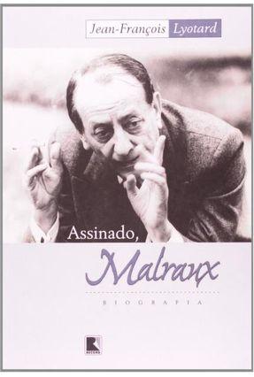 Assinado; Malraux - Lyotard,Jean-francois   Hoshan.org