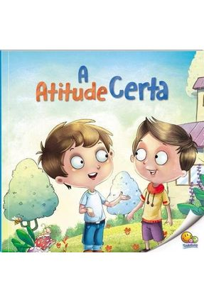 Atitude Certa - Col. Hora Da Leitura - Tapasi   Hoshan.org