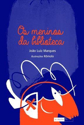 Os  Meninos da Biblioteca - Marques,João Luiz | Hoshan.org