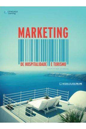 Marketing de Hospitalidade e Turismo - Morrison,Alastair M.   Hoshan.org