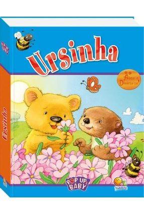 Ursinha - Col. Pop-ups Baby - Editora Todolivro   Hoshan.org