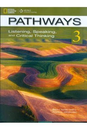 Pathways 3 - Student Book + Online Workbook Acess Code