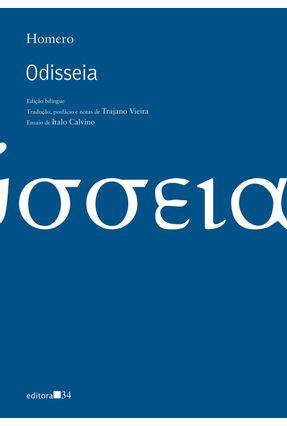 Odisséia - Edição Bilíngue