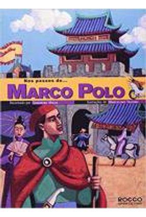 Nos Passos De... Marco Polo - Mirza,Sandrine Mirza,Sandrine   Hoshan.org