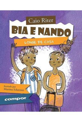 Bia e Nando - Longe de Casa - Riter,Caio   Hoshan.org