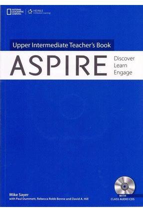 Aspire - Upper-Intermediate - Teacher´S Book + Classroom Audio CD - Charles Osbourne Chilton,Helen Helen Tiliouine pdf epub