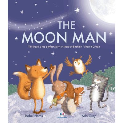 The Moon Man - This Book Is The Perfect Story To Share At Bedtime