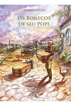 Os Bonecos De Seu Pope - Adonias Aguiar Filho   Hoshan.org
