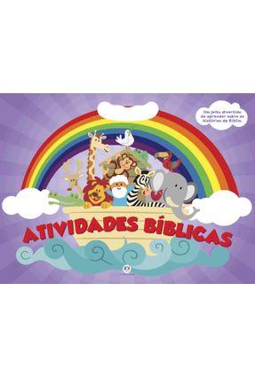Atividades Bíblicas - Editora Ciranda Cultural   Hoshan.org