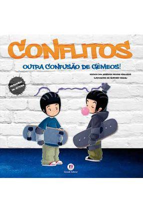 Conflitos - Outra Confusão de Gemêos! - Mallinos,Jennifer Moore   Nisrs.org