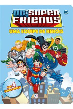 DC Super Friends - Uma Equipe De Heróis - Editora Ciranda Cultural pdf epub