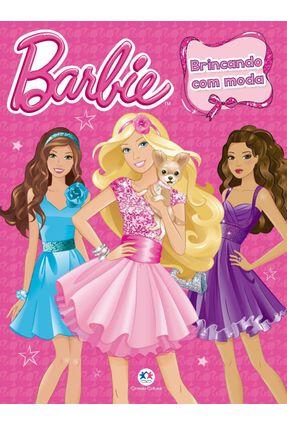 Barbie - Brincando Com Moda - Livro Para Colorir - Editora Todolivro | Tagrny.org