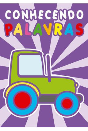 Conhecendo Palavras - Editora Ciranda Cultural pdf epub