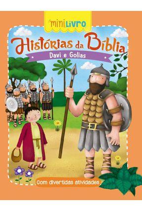 Histórias Da Bíblia - Davi E Golias - Editora Ciranda Cultural | Nisrs.org