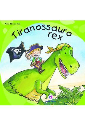 Tiranossauro Rex - Anna Obiols pdf epub