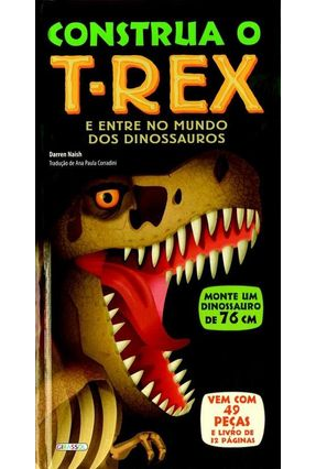 Construa o T-Rex - Darrem naish pdf epub