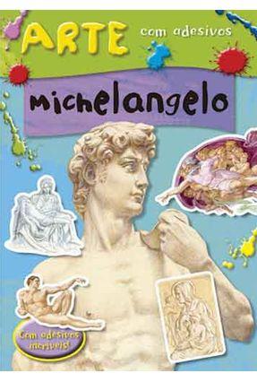 Arte Com Adesivo - Michelangelo - Editora Ciranda Cultural pdf epub