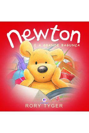 Newton - e a Grande Bagunça - Rory Tyger | Hoshan.org