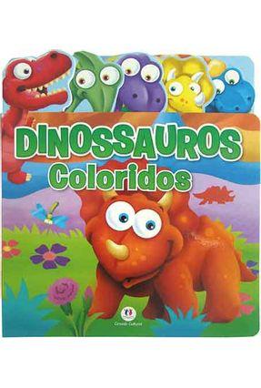 Dinossauros Coloridos - Editora Ciranda Cultural pdf epub