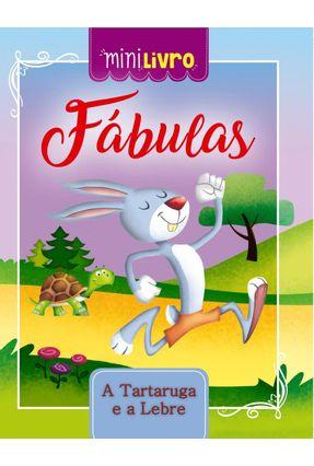 Fábulas - A Tartaruga E A Lebre - Editora Ciranda Cultural pdf epub