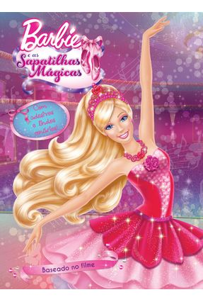 Barbie II E As Sapatilhas Mágicas - Ciranda Cultural pdf epub