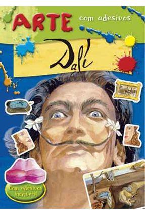 Dalí - Col. Arte Com Adesivos - Moran,Jose | Nisrs.org