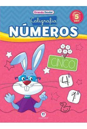 Números - Editora Ciranda Cultural pdf epub