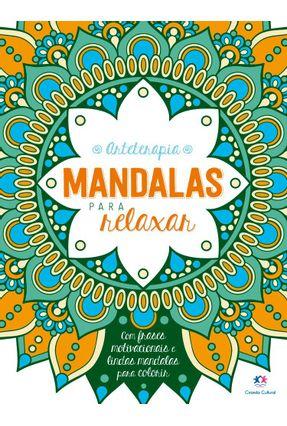 Mandalas Para Relaxar - Editora Ciranda Cultural pdf epub