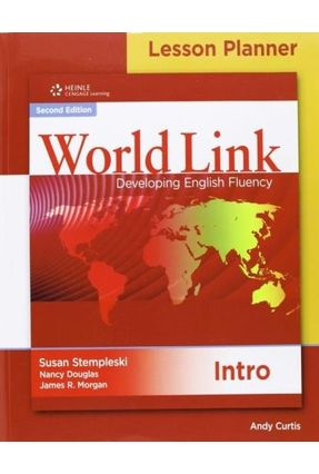 World Link 2nd Edition Book Intro - Lesson Planner With Teacher´s Resource CD-ROM - Morgan,James R. Douglas,Nancy Stempleski,Susan | Nisrs.org
