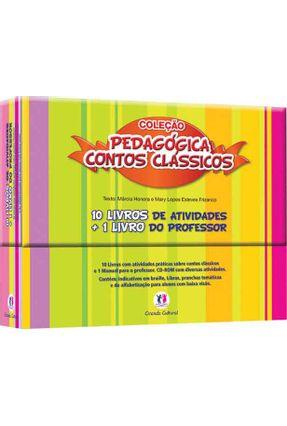 Pedagógica Contos Clássicos - Márcia Honora | Hoshan.org