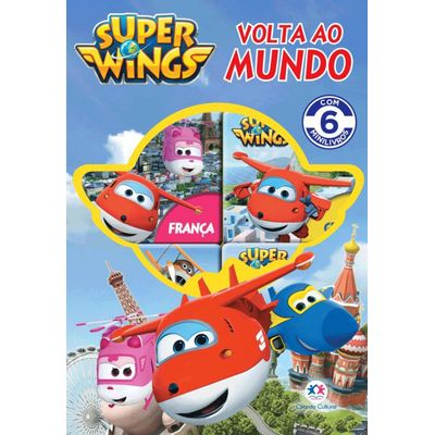 Super Wings - Volta Ao Mundo