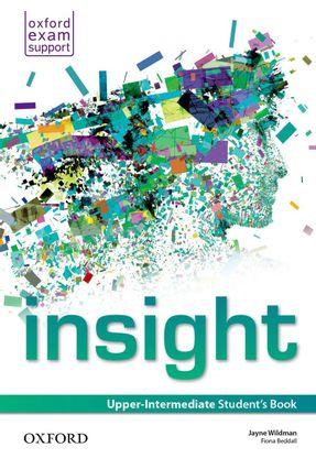 Insight - Upper-Intermediate - Student's Book - Oxford | Nisrs.org