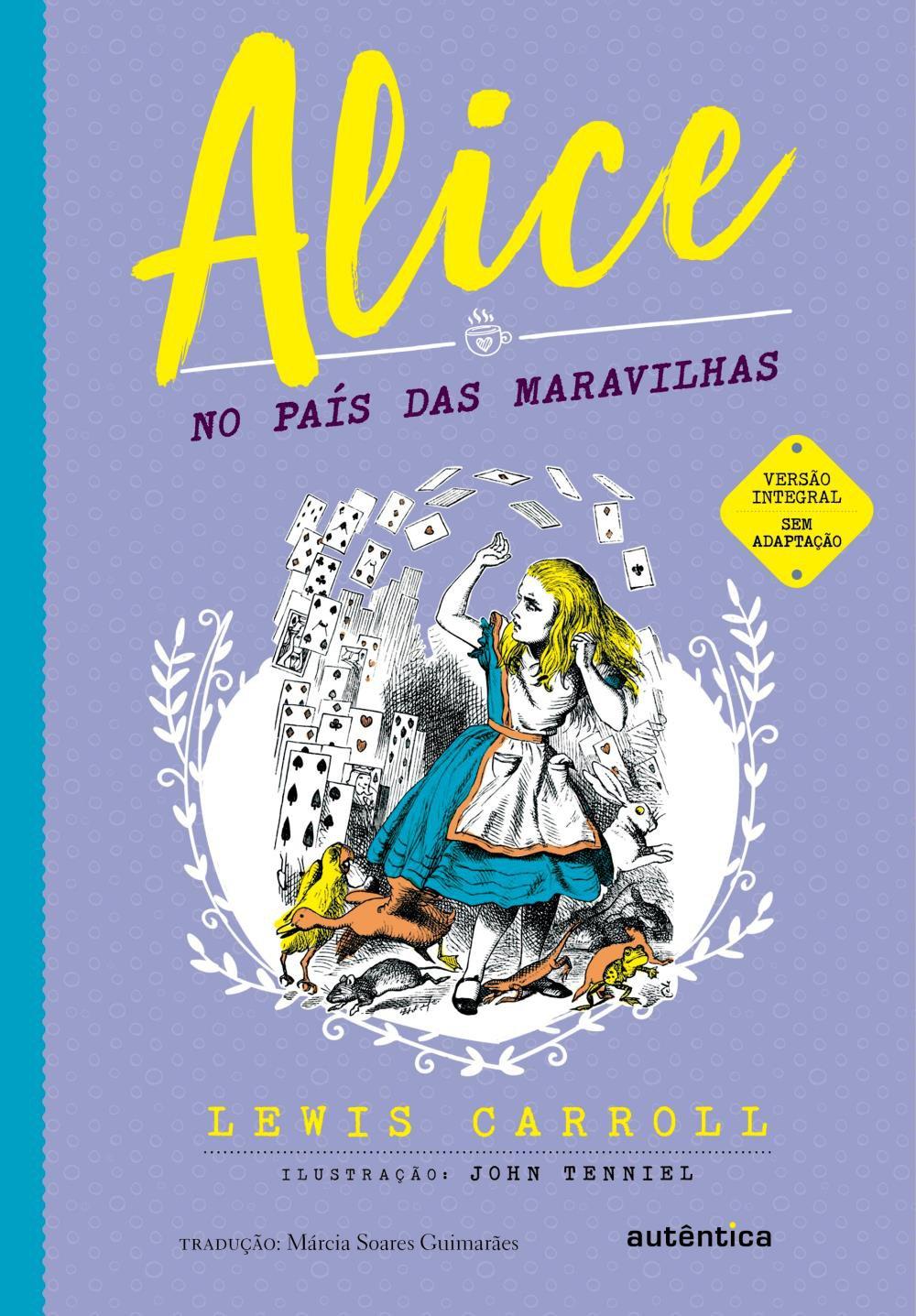 Alice Nos Pais Das Maravilhas Filme Online alice no país das maravilhas - versão integral, sem adaptação