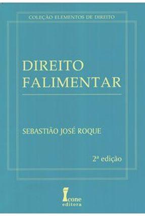 Direito Falimentar - 2ed - Roque,Sebastiao Jose   Hoshan.org