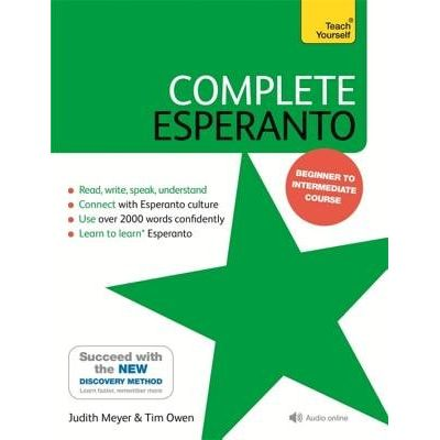 Complete Esperanto - Learn To Read, Write, Speak And Understand Esperanto