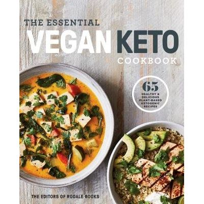 The Essential Vegan Keto Cookbook - 65 Healthy & Delicious Plant-Based Ketogenic Recipes: A Keto Diet Cookbook