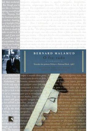 O Faz - Tudo - Col. Grandes Traduções - Malamud,Bernard   Hoshan.org
