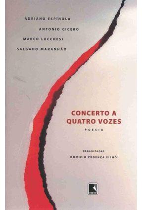 Concerto a Quatro Vozes - Proença Filho,Domício pdf epub