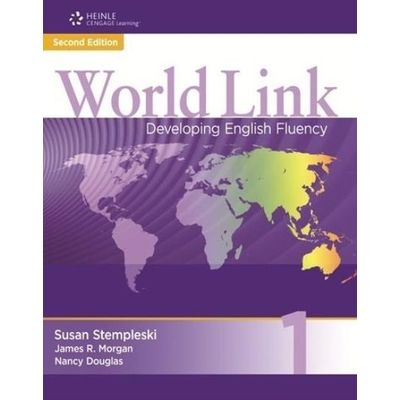 World Link 2nd Edition Book 1 - Lesson Planner With Teacher´s Resource CD-ROM