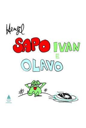 Sapo Ivan e Olavo - Nova Ortografia - Henfil | Nisrs.org