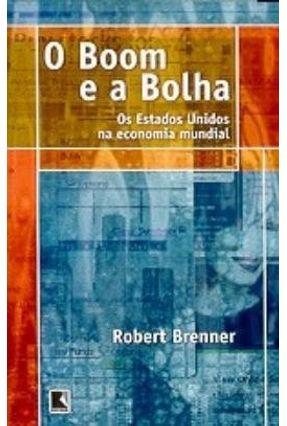 O Boom e a Bolha - Brenner,Robert pdf epub