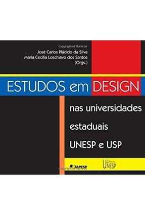 Estudos em Design nas Universidades Estaduais Unesp e Usp - Santos,Maria Cecilia Loschiavo dos | Nisrs.org
