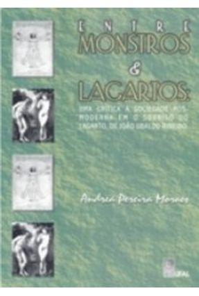 Entre Monstros & Lagartos - Moraes ,Andreia Pereira pdf epub