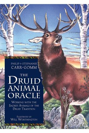 The Druid Animal Oracle - Carr-gomm,Philip pdf epub