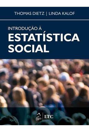 Introdução À Estatística Social - Crowl,Daniel A. Louvar ,Joseph L. pdf epub