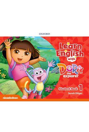 Learn English With Dora The Explorer 1 Sb - Col. Learn English W Dora - Sarah Dilger pdf epub