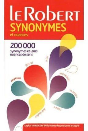 Le Robert Dictionnaire Des Synonymes Poche Plus - 2016 - Collectif Robert,Le pdf epub