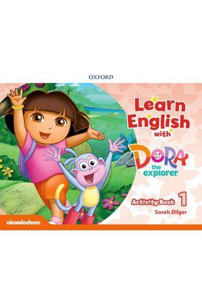 Learn English With Dora The Explorer 1 Ab - Col. Learn English W Dora - Sarah Dilger | Hoshan.org