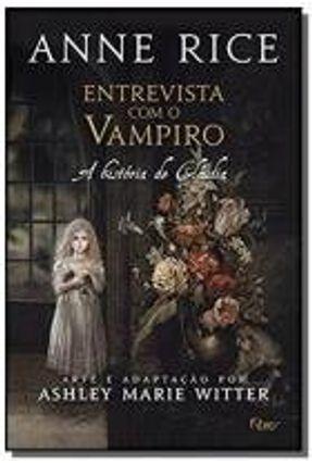 Entrevista Com o Vampiro - Em Quadrinhos - A História De Claudia