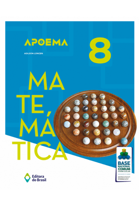 Projeto Apoema - Matemática - 8º Ano - 2ª Ed. 2018 - Longen,Adilson pdf epub